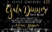 Tickets Now available for Gala Dinner